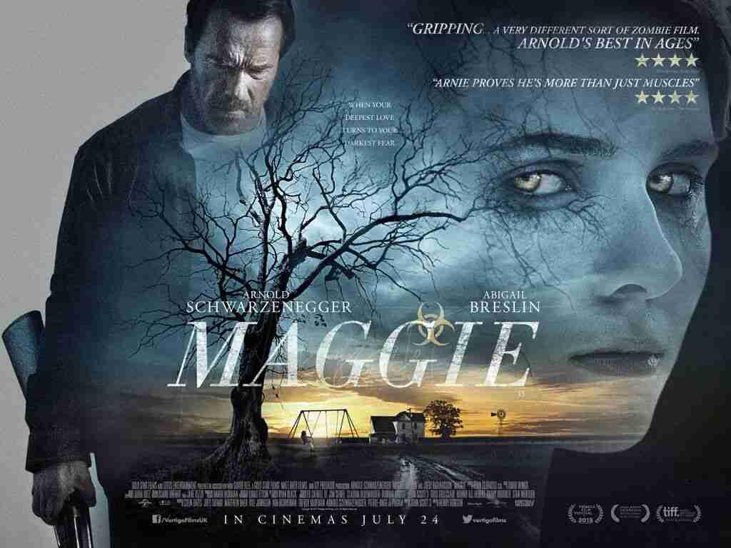 New UK Poster For Arnold Schwarzenegger Zombie Flick ...