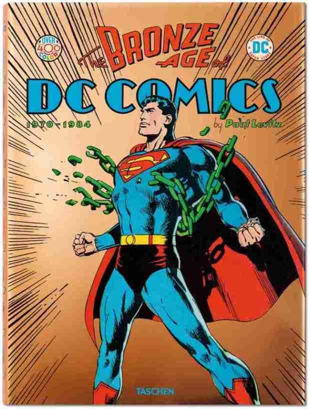The-Bronze-Age-of-DC-Comics