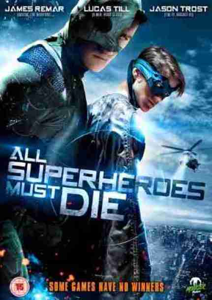 All Superheroes must die review
