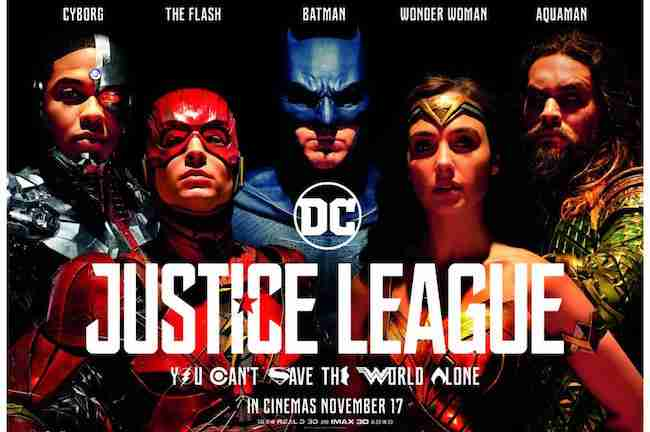 Review: JUSTICE LEAGUE Is A Flawed But Entertaining Superhero Adventure
