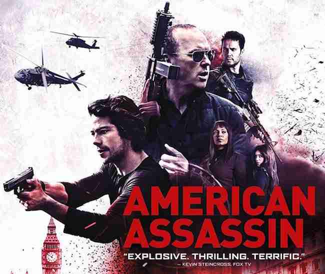 Blu-ray Review: AMERICAN ASSASSIN Is A Fun But Unoriginal