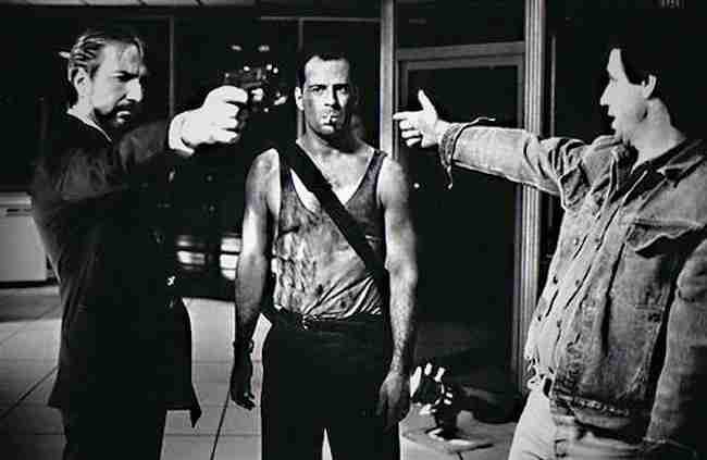 No Bulllets...Behind The Scenes Of DIE HARD With Bruce Willis, Alan Rickman & John McTiernan