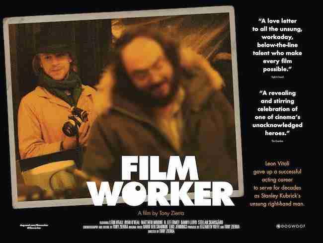 Interview: Director Tony Zierra Talks About His Stanley Kubrick Documentary FILMWORKER - Part 1