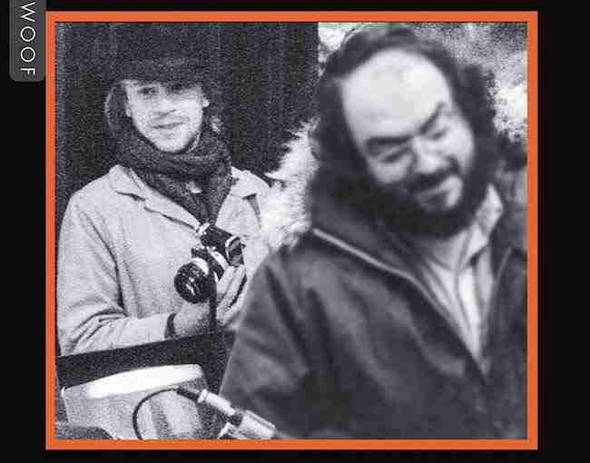 Competition: WIN Leon Vitali/Stanley Kubrick Documentary FILMWORKER On DVD
