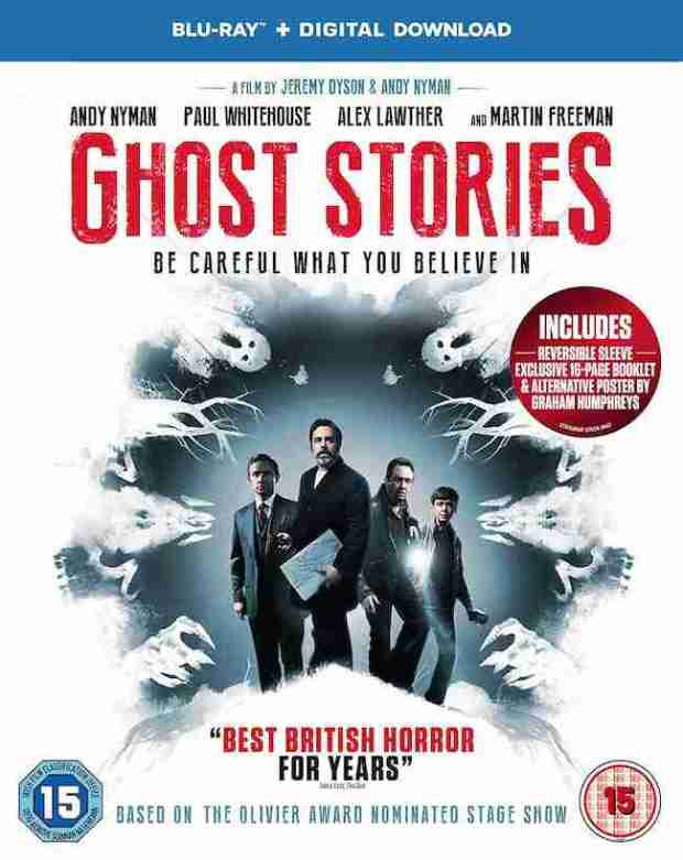 Blu-ray Review: GHOST STORIES - Movies In Focus