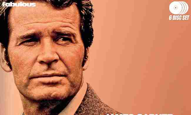 Competition: Win THE ROCKFORD FILES - Season One On Blu-ray