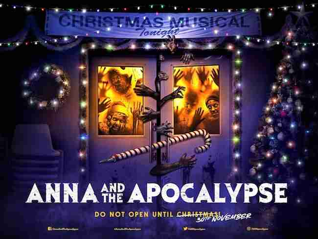 Review: ANNA AND THE APOCALYPSE Is A Christmas-Horror-Teen-Musical-Comedy That Works