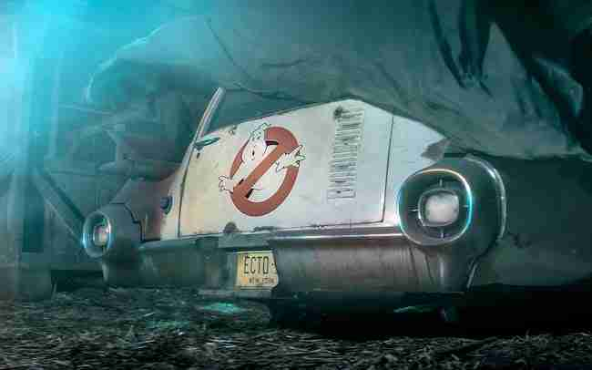 Jason Reitman Directing New GHOSTBUSTERS Movie; Teaser Trailer Is Already Here