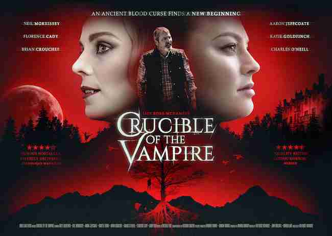 Review: CRUCIBLE OF THE VAMPIRE Looks To A Forgotten Era Of British Horror
