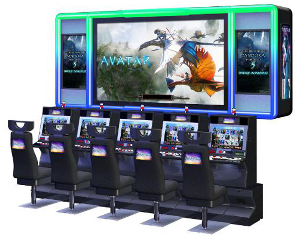 Avatar Video Slot Machines