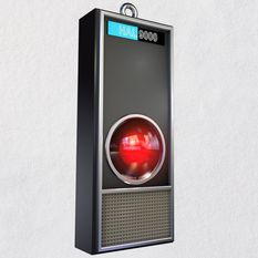 2001 A Space Odyssey™ HAL 9000 50th Anniversary Ornament With Light and Sound