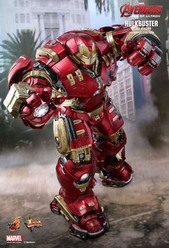 Hot Toys  Avengers Age of Ultron  Hulkbuster Deluxe Version  16th scale Collectible Figure