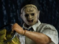 The Texas Chainsaw Massacre Leatherface 16th Scale Collectible Figure