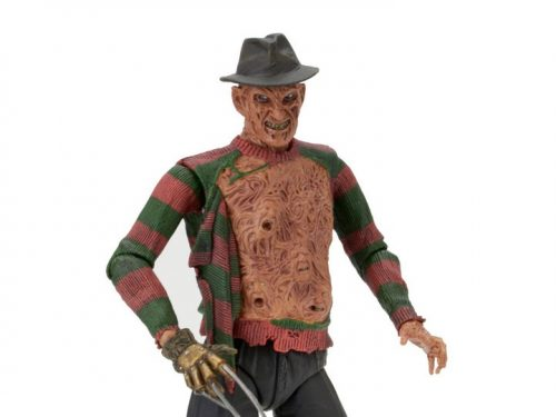 Nightmare On Elm Street Part 3 Ultimate Freddy Krueger Figure
