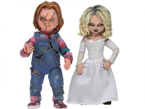 Bride of Chucky Ultimate Chucky & Tiffany TwoPack