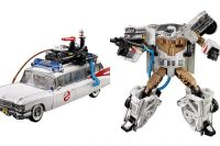 The Ghostbusters Ecto-1 Is Becoming a Transformer