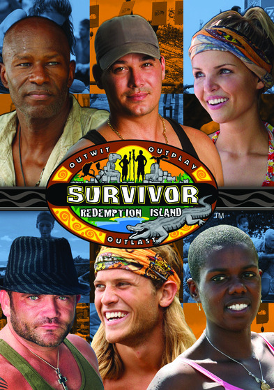 CBS  Survivor Redemption Island 2011 889290150684