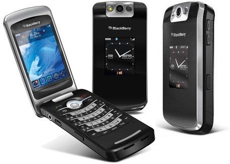 BlackBerryPearlFlip8220