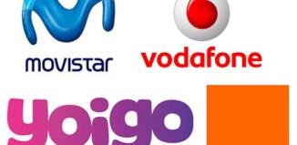 Movistar - Vodafone - Yoigo - Orange