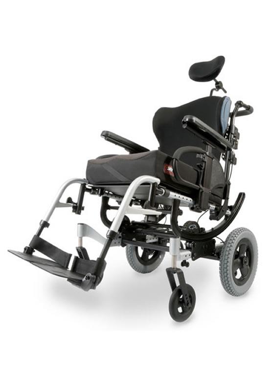 Movilidad Sin LmitesSillas de ruedas manualesQuickie Iris