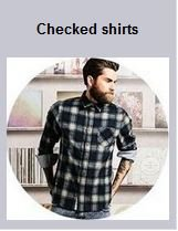 Checked and soft brushed cotton shirts