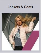 Jackets and Coats department