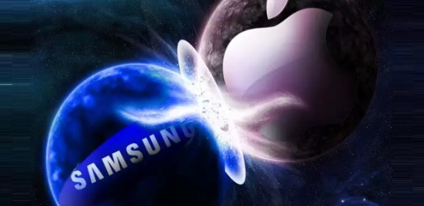 Samsung Apple ventas
