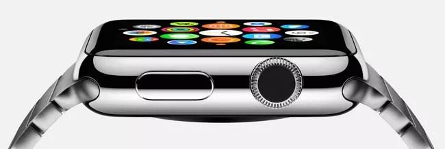 Corona del Apple Watch