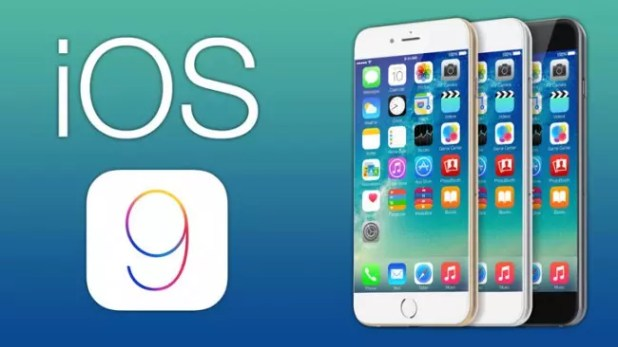 iOS 9 en iPhone