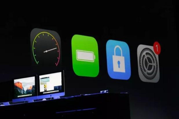 Modo ahorro de energía en iOS 9