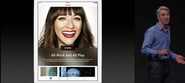 iOS 9 News.