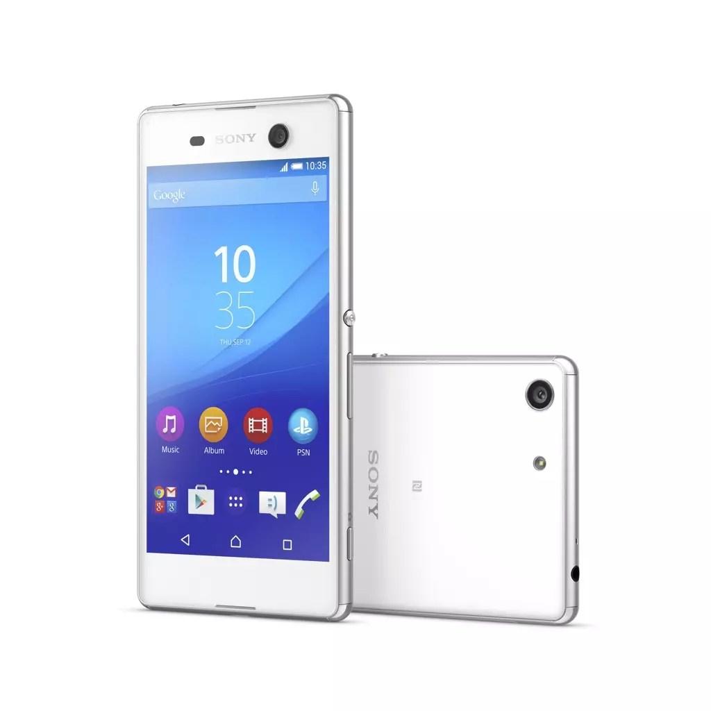Sony Xperia M5 blanco