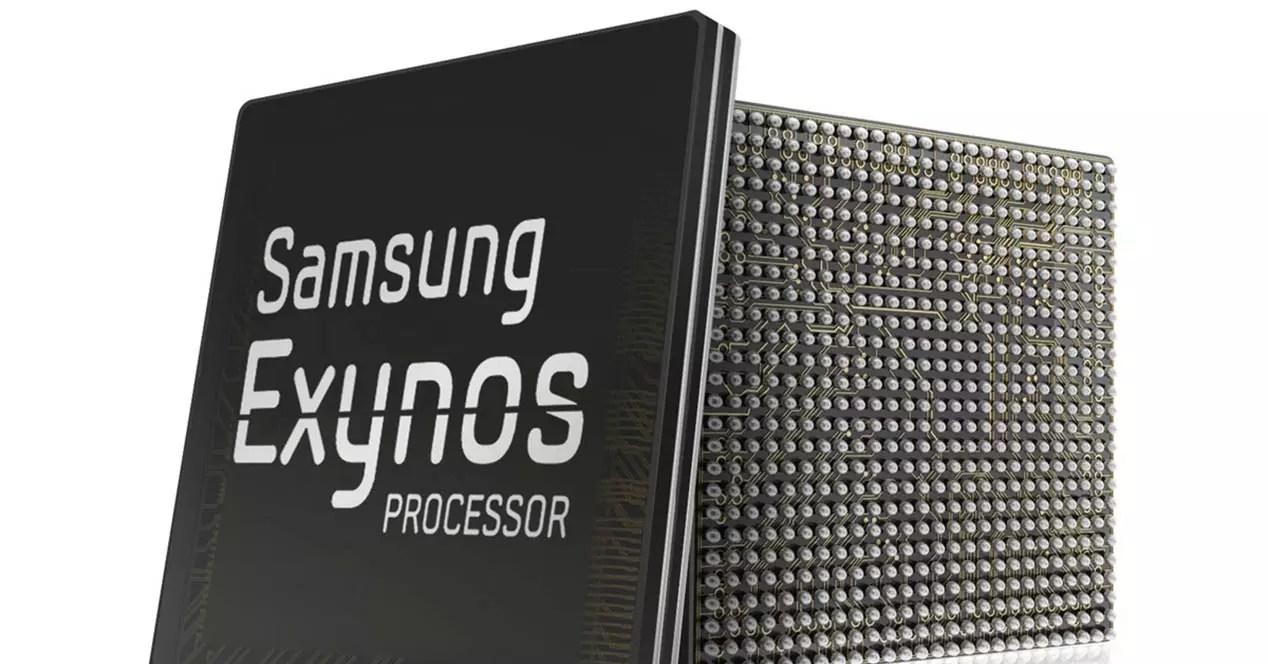 Samsung procesador Exynos