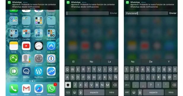 WhatsApp nueva funcion