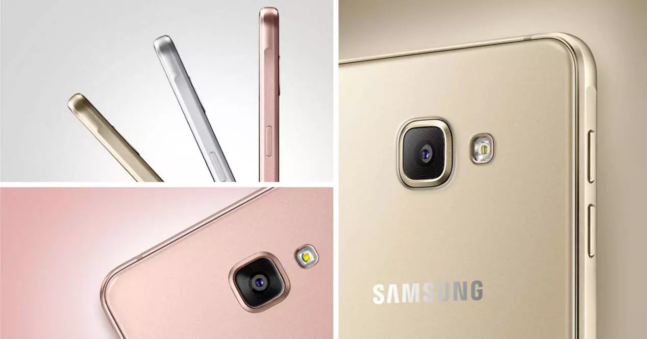 Galaxy A9 portada