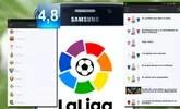 Aplicación La Liga, una herramienta necesario para los amantes del fútbol