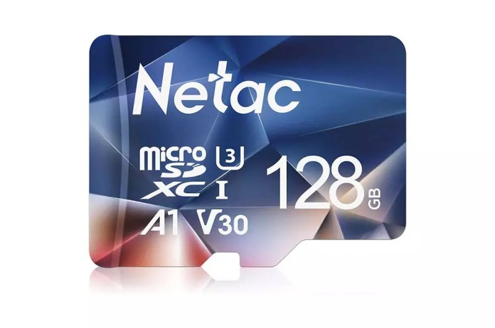 Netac with 128 GB