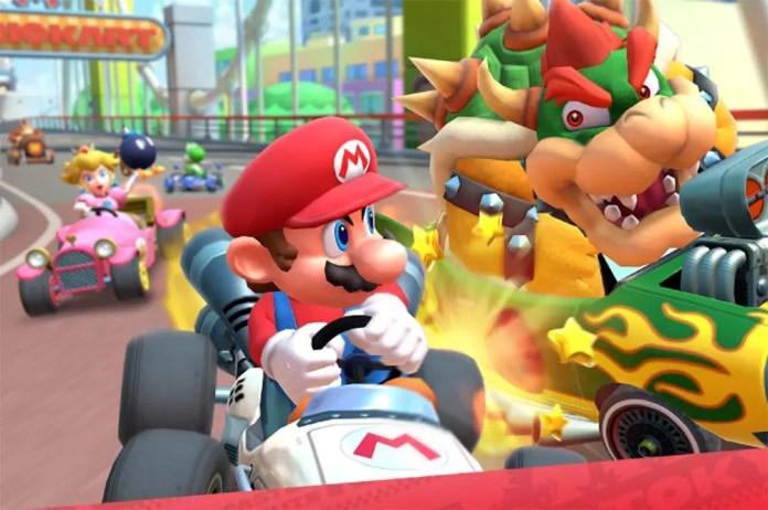Mario Kart Tour Circuit