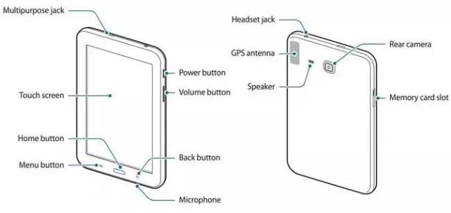 Características del Samsung Galaxy Tab 3 Lite que podría