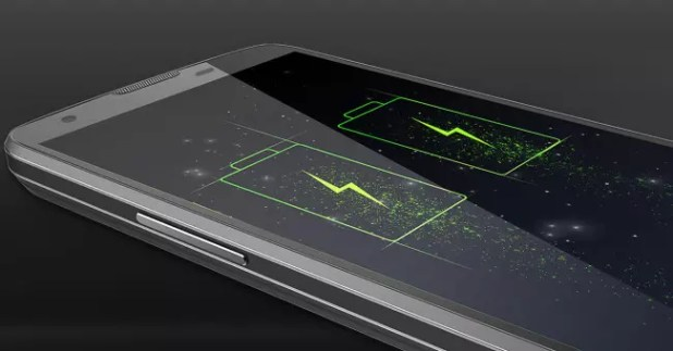 Bateria de un smartphone