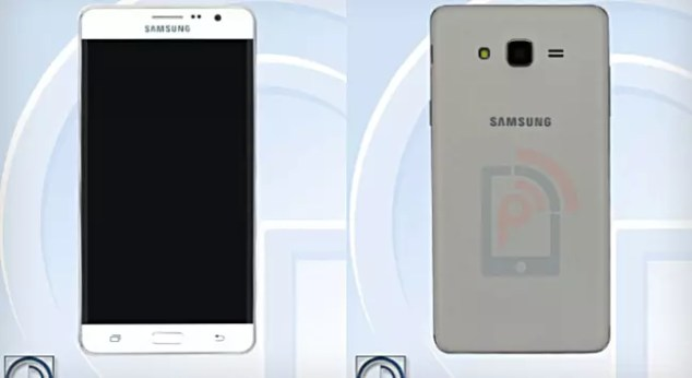 Phablet Samsung Galaxy Mega On en TENAA