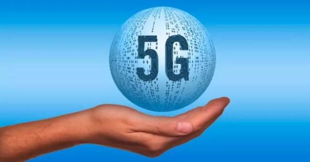 Conexiones 5G móviles