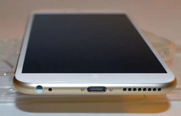 iPhone sin boton fisico