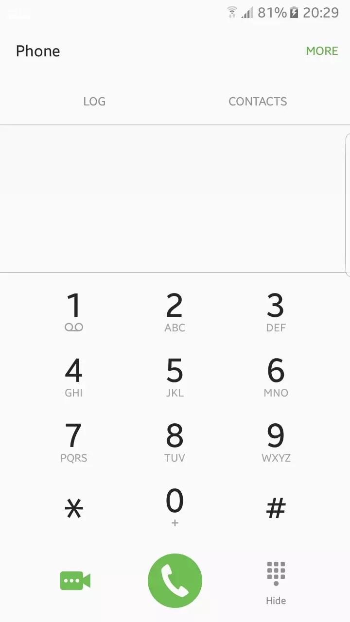 Personaliza tu Samsung Galaxy J7 con la interfaz y apps