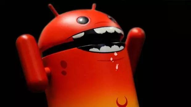 apps intrusivas en Google Play