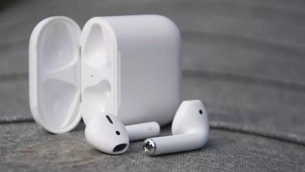 Auriculares inalámbricos AirPods de Apple
