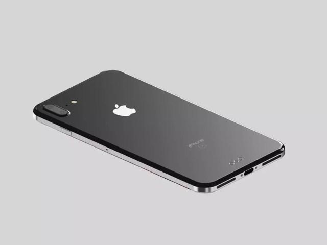 Carcasa trasera del iPhone 8 X Edition
