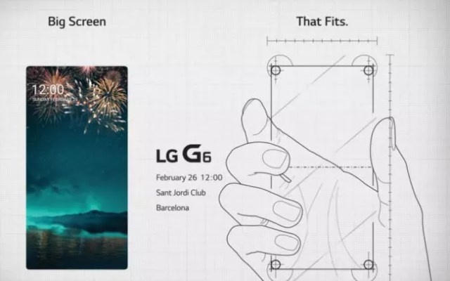 invitacion lg g6