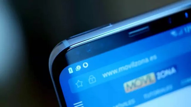 Samsung Galaxy S8+ bordes