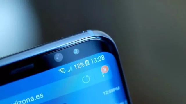 Samsung Galaxy S8+ borde